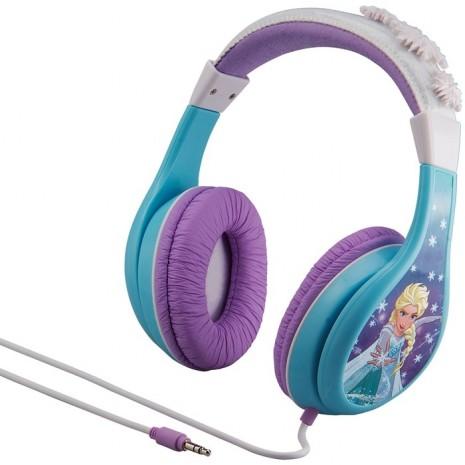 høretelefoner til børn frost headset til børn frozen høretelefoner elsa høretelefoner til børn lilla høretelefoner til børn disney hørebøffer høretelefoner - Guide til høretelefoner til børn