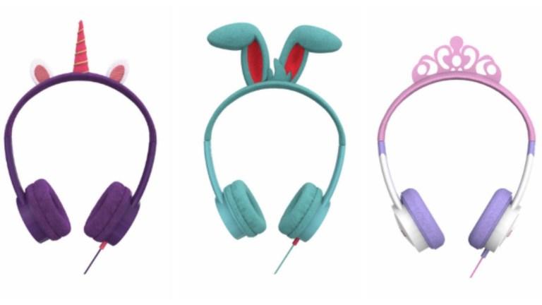 høretelefoner til børn headset til børn unicorn høretelefoner prinsesse høretelefoner til børn hørebøffer til børn høretelefoner bluetooth trådløse høretelefoner til børn