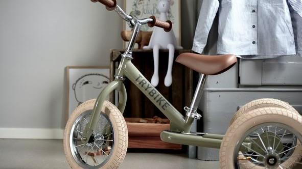 Gåcykel – cykel til 1 årig