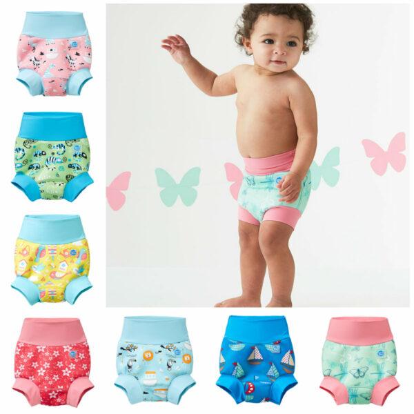 blebadebukser badetøj til baby badebukser til baby blebukser badetøj babyer sommerferie med små børn ferieforberedelse børnefamilie 600x600 - Blebadebukser og ble badedragt