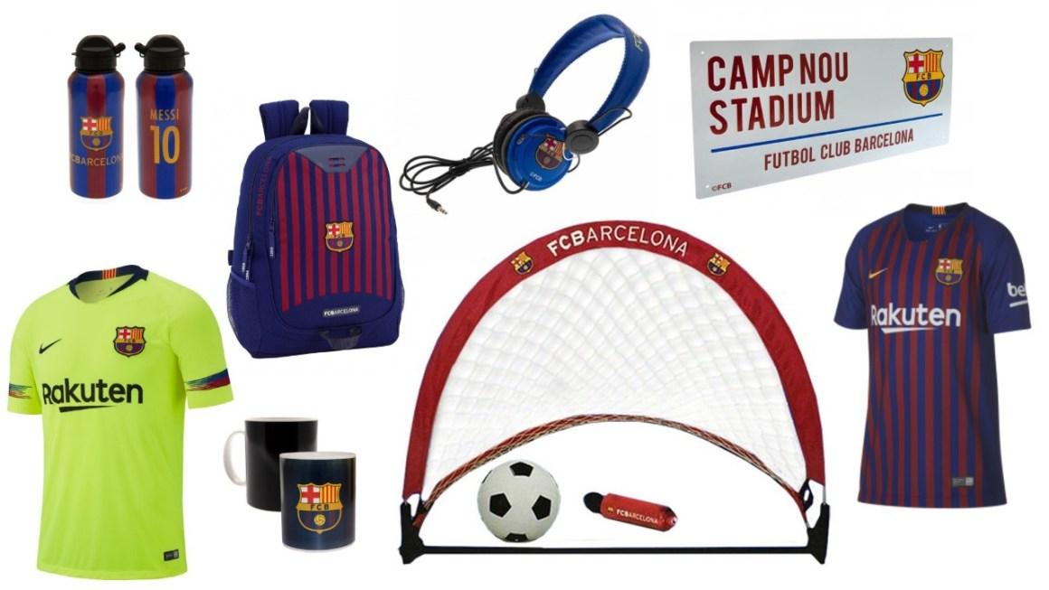 Gave til en FC Barcelona fan?