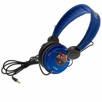 barcelona høretelefoner barcelona headset barcelona høretelefoner til børn - Gave til en FC Barcelona fan?