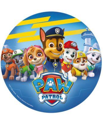paw patrol kagedekoration paw patrol lagkage nem paw patrol kage børnefødselsdag sukkerprint med paw patrol 463x600 - Nem Paw Patrol kage til Paw Patrol fødselsdag