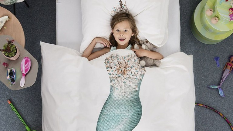 snurk havfrue sengetøj snurk mermaid sengetøj snurk sengetøj til børn