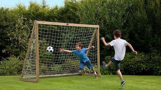 fodboldmål til haven havefodboldmål fodboldmål træ targetdug til fodboldmål