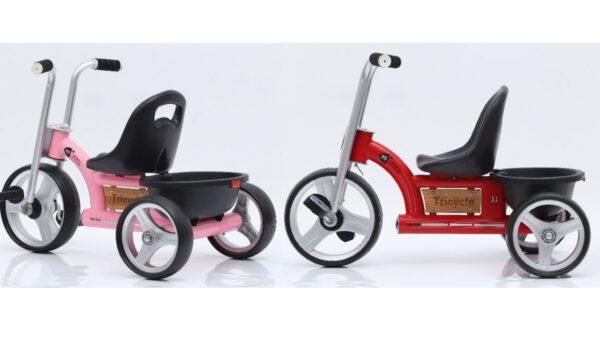 rask ladcykel til børn retro ladcykel til piger