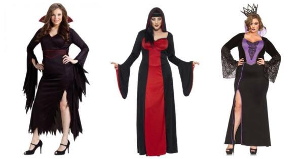 uhyggeligt kostume plussize uhyggeligt kostume plus size halloween udlædning str 50 halloween udklædning str 52