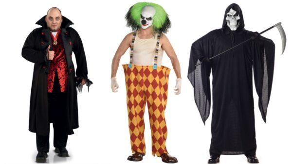 Halloween kostume mand plussize halloween kostume herre plussize halloween kostume mænd XXXL 600x338 - Plus size Halloween kostumer