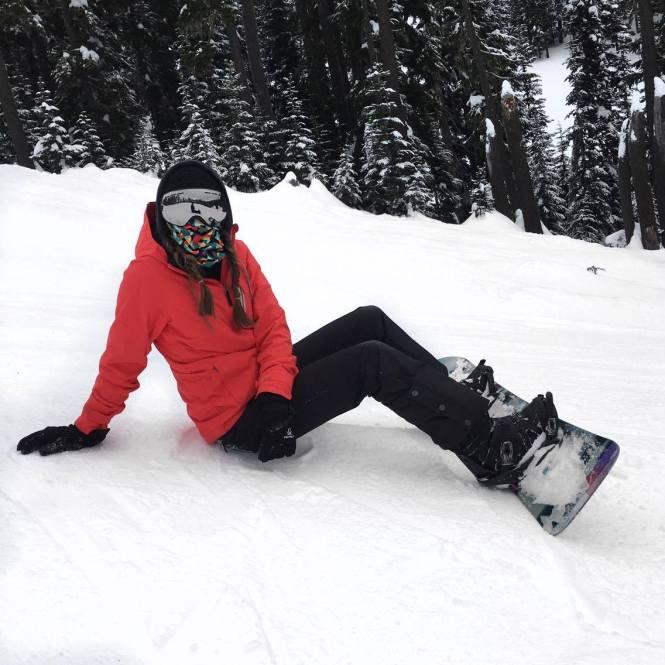 hoo rag shop with kendallyn adventure snowboarding