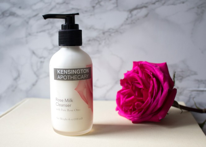 shop with kendallyn kensington apothecary beauty skin care brand rose milk cleanser