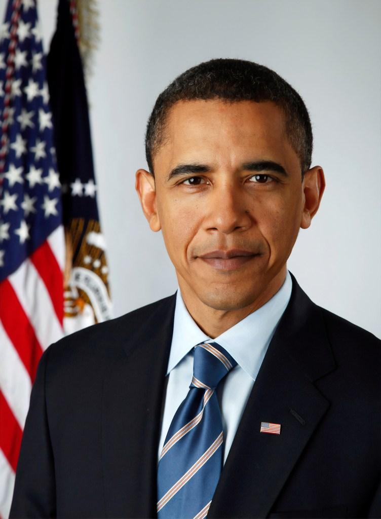 Barack Obama President of the United States