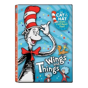 The Cat in The Hat Wings And Things DVD Review