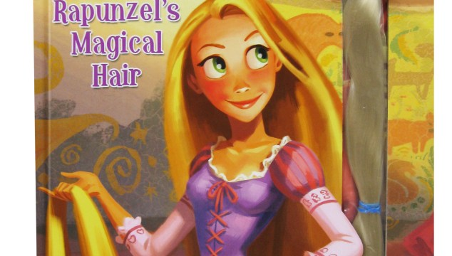 Tangled & Toy Story 3 Children's Interactive Books Review