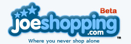 "JoeShopping.com ""A Fun and Social Way To Shop Online!"""