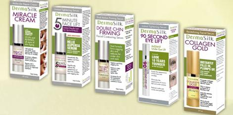 DermaSilk Anti-Aging Products Review & First 100 Score A $5 Coupon!!