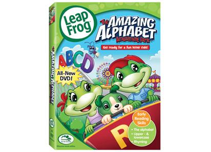 LeapFrog DVD's Review