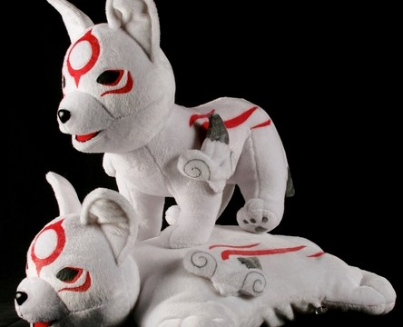 Okamiden Nintendo DS Game & Plush Giveaway!