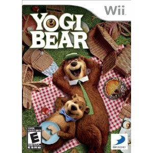 Yogi Bear: The Video Game For Wii