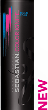 Sebastian Professional Color Ignite Hair Care Collection Review