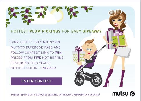 Hottest Plum Pickings For Baby Giveaway!