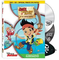 Jake and The Never Land Pirates: Yo Ho, Matey Away!