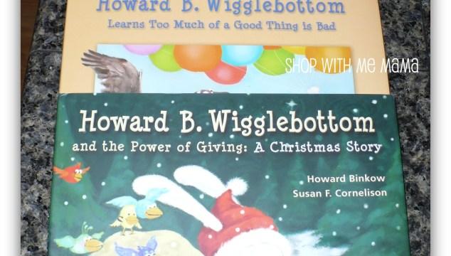 Howard B. Wigglebottom Books Review