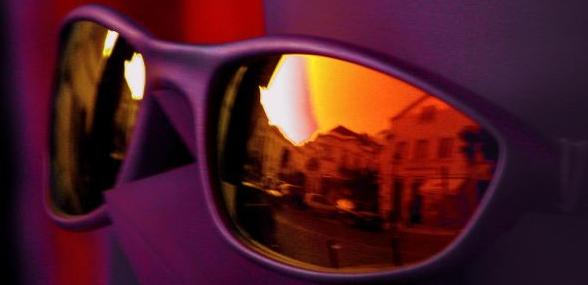 What Kind of Sunglasses or Glasses Do You Wear?