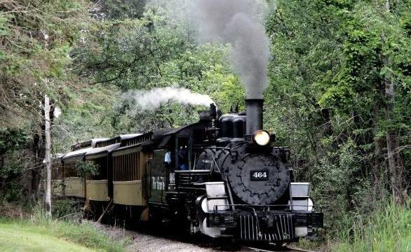 Loud Trains…