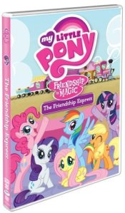 My Little Pony Friendship Is Magic: The Friendship Express On DVD February 28th!