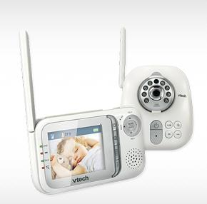 VTech Safe & Sound Full-Color Video and Audio Monitor (Review)