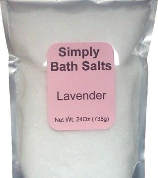 Simply Bath Salts Review