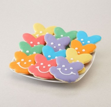 Easter Bunny Cookies from Smiley Cookie (Review)