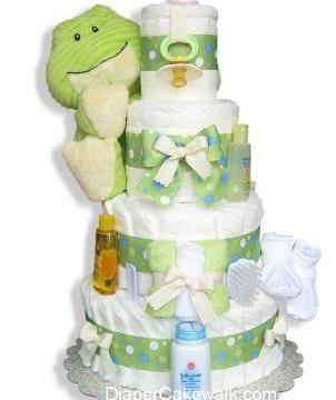 Diaper CakeWalk: Unique Diaper Cakes & New Baby Gifts