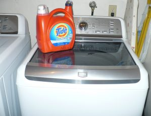 Maytag Bravos XL High-Efficiency Top-Load Washer And Dryer Help Make Even My Most Challenging Laundry Easy To Clean! #MaytagMoms