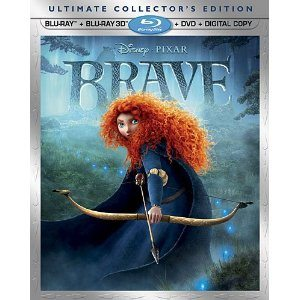 Brave Coming To 3D Blu-ray, Blu-ray, DVD and Digital Download On November 13th!
