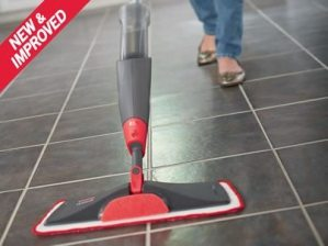 New and Improved Rubbermaid Reveal Spray Mop