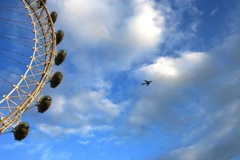 London Airplane
