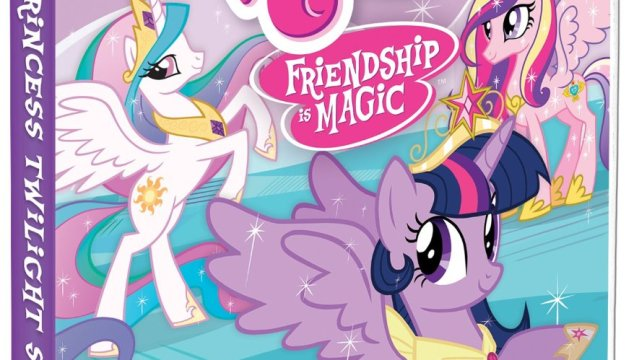 My Little Pony: Friendship is Magic – Princess Twilight Sparkle