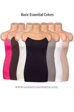 Make Any Shirt A Nursing Shirt With Undercover Mama