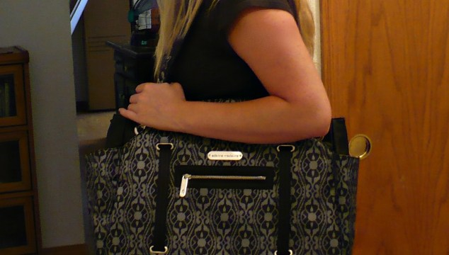Fashionable Diaper Bags From Adelina Madelina!