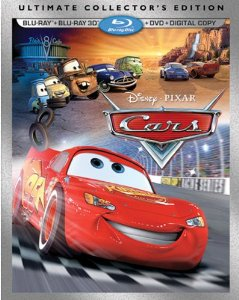 CARS 3D Ultimate Collector's Edition