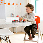 Svan Play with Me Toddler Table and Chair Set Review and Svan Totseat