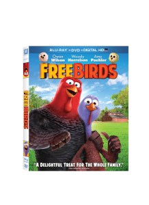 Free Birds!  The film will arrive on Blu-ray and DVD February 4th (Giveaway)