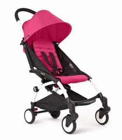 PishPosh Baby Is Giving Away A YOYO Stroller by BabyZen!
