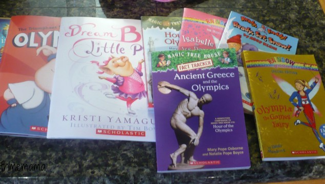 "Scholastic Presents the ""Gold Medal Book List"" (Giveaway) #GoldMedal"