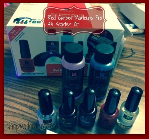 At-home LED Gel Manicure System