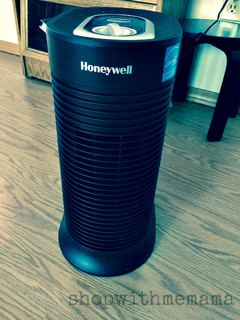 Spring Clean Your Air with Honeywell