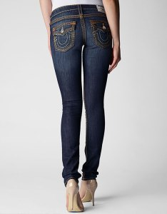 My Favorite Jeans carried by True Religion
