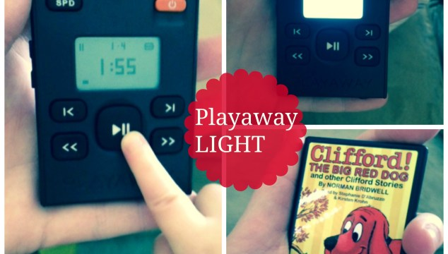 Playaway LIGHT & View All-in-One Audiobook