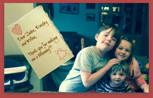 An Open Love Letter To My Kids
